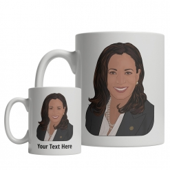 Kamala Harris Custom Mug