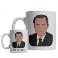 Richard Nixon Custom Mug