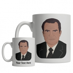 Richard Nixon Custom Mug