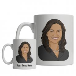 Tulsi Gabbard Custom Mug