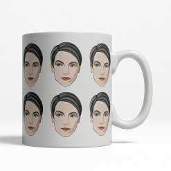 Alexandria Ocasio Coffee Mug