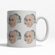 President Adams Coffee Mug