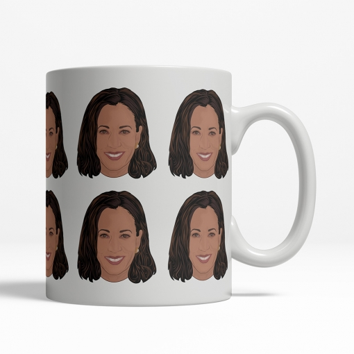 Kamala Coffee Mug