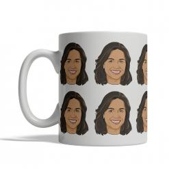 Tulsi Gabbard Coffee Cup