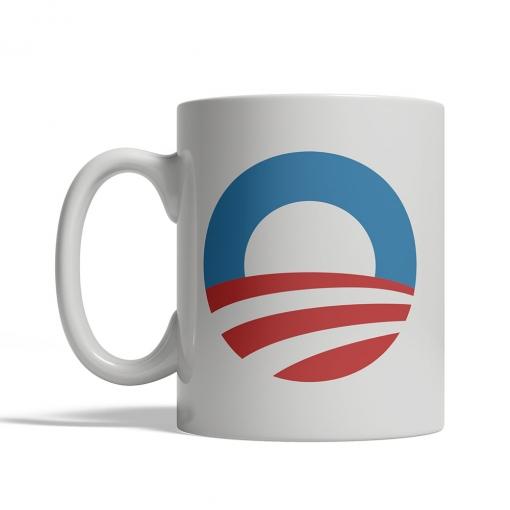Barack Obama 2008 Mug
