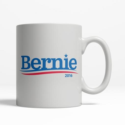Bernie 2016 Coffee Cup