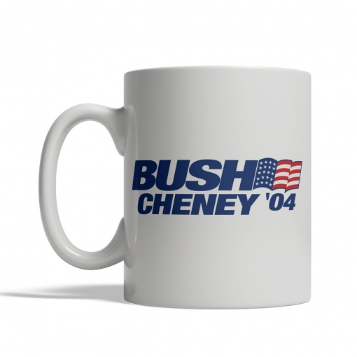 Bush Cheney '04 Mug