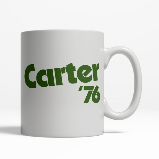 Carter '76 Coffee Cup