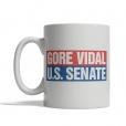 Gore Vidal 1982 Mug