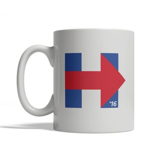 Hillary Clinton 2016 Mug