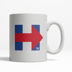 Hillary Clinton 2016 Coffee Cup