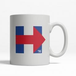 Hillary Clinton 2016 Coffee Cup
