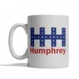 Hubert Humphrey 1968 Mug
