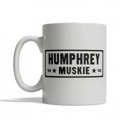 Humphrey Muskie 1968 Mug