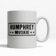 Humphrey Muskie 1968 Coffee Cup