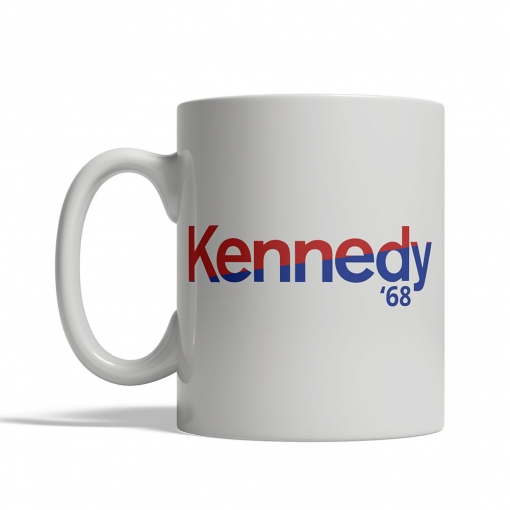 John F. Kennedy 1968 Mug