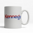 John F. Kennedy 1968 Coffee Cup