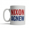 Nixon / Agnew 1968 Mug