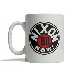 Nixon Now '60 Mug