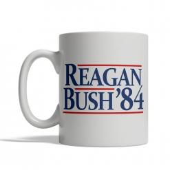 Reagan / Bush '84 Mug