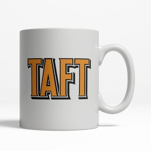 Robert Taft 1952 Coffee Cup