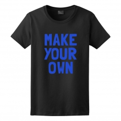 Design your Own Womens T-Shirt