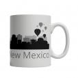 Albuquerque Cityscape Mug