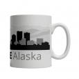 Anchorage Cityscape Mug