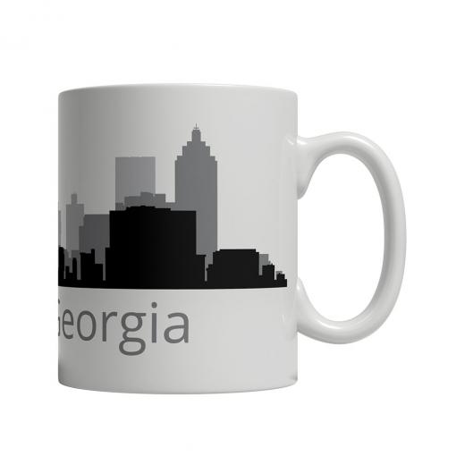 Atlanta Cityscape Mug