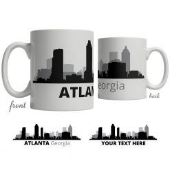 Atlanta Skyline Coffee Mug