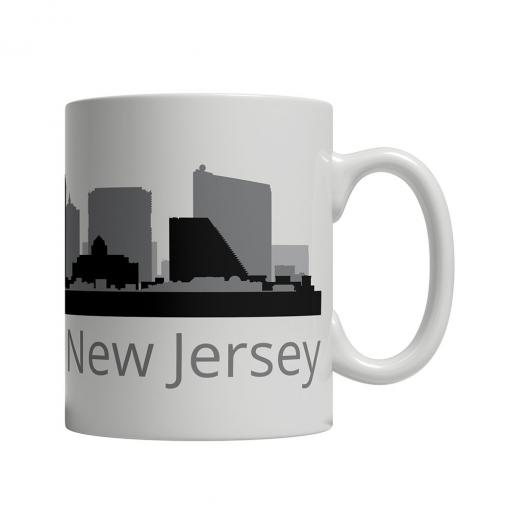 Atlantic City Cityscape Mug