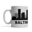 Baltimore Personalized Coffee Cup