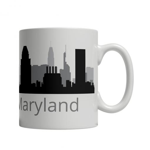 Baltimore Cityscape Mug