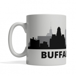 Buffalo Personalized Coffee Cup