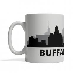 Buffalo Personalized Coffee Cup