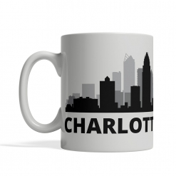 Charlotte Personalized Coffee Cup