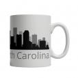 Charlotte Cityscape Mug