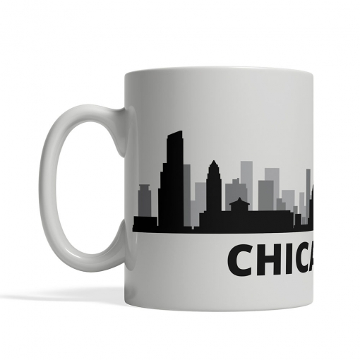 Chicago Personalized Coffee Cup