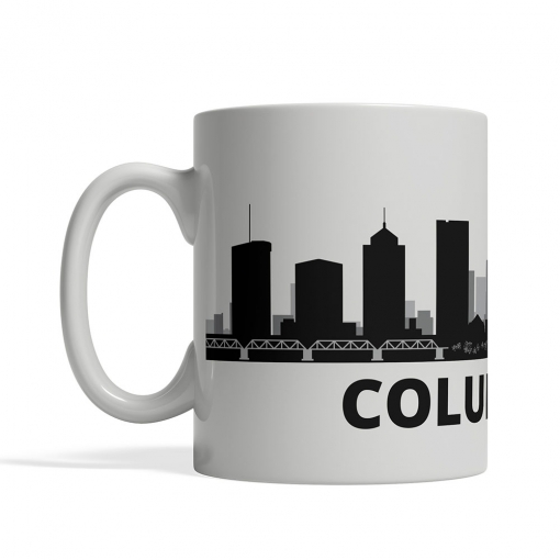 Columbus Personalized Coffee Cup