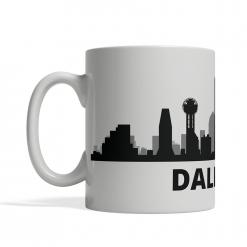 Dallas Personalized Coffee Cup