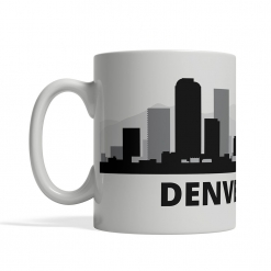 Denver Personalized Coffee Cup