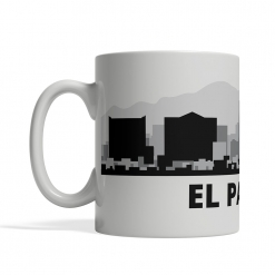 El Paso Personalized Coffee Cup