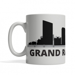 Grand Rapids Personalized Coffee Cup
