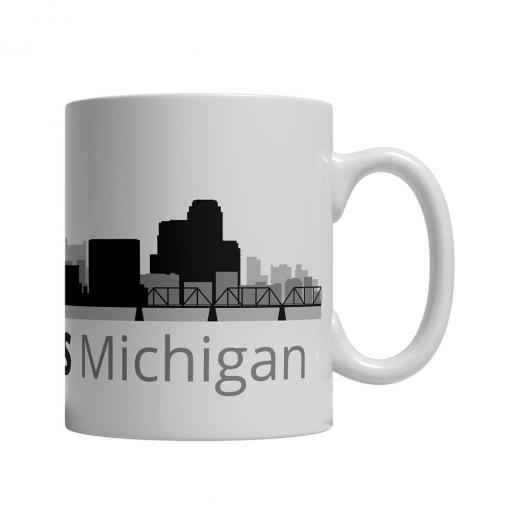 Grand Rapids Cityscape Mug