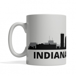 Indianapolis Personalized Coffee Cup