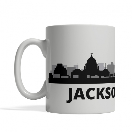 Jackson Personalized Coffee Cup