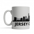 Jersey City Personalized Coffee Cup