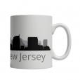 Jersey City Cityscape Mug