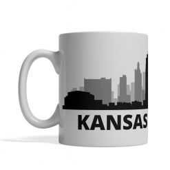 Kansas City Personalized Coffee Cup