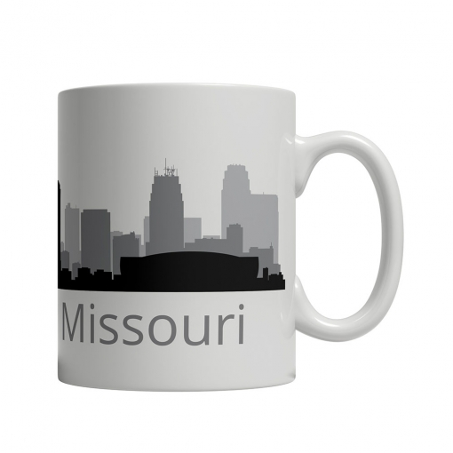 Kansas City Cityscape Mug